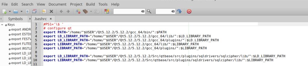 Compile driver mysql to qt5 for Gnu/Linux ubuntu, debian and